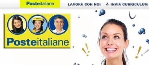 Offerte di lavoro anche a tempo indeterminato da Poste Italiane