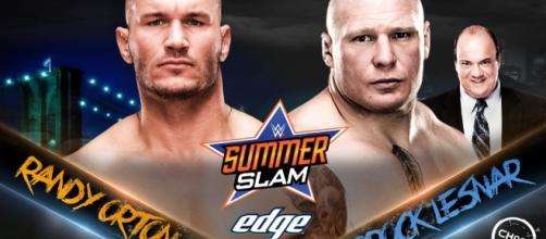 Orton e Lesnar: la sfida tra i due campioni più giovani della storia WWE
