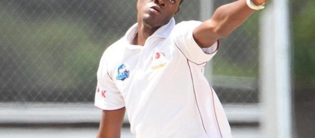Alzarri Joseph dismissed Virat Kohli for his first Test victim - vishwugujurat.com