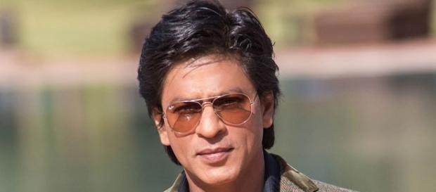 Bollywood actor Shah Rukh Khan / Photo via Salah Ghrissi, Own work