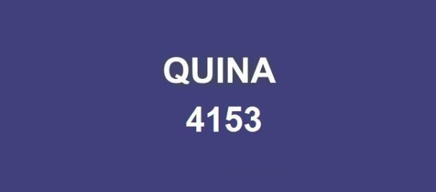 Divulgado o resultado da Quina 4153
