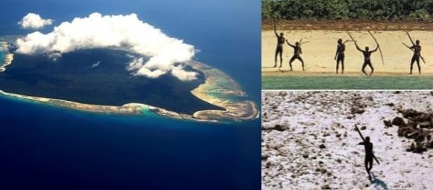 Habitantes da Ilha Sentinela do Norte são extremamente hostis