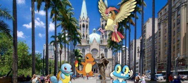 Jovens são incentivados a irem jogar 'Pokémon Go' nas igrejas