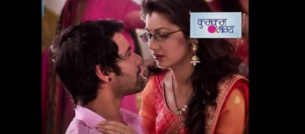 Kumkum Bhagya's Abhi to lose memory, Pragya to leave Mehra house Photo screencap via Youtube