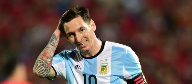 Lionel Messi, craque da Seleção Argentina