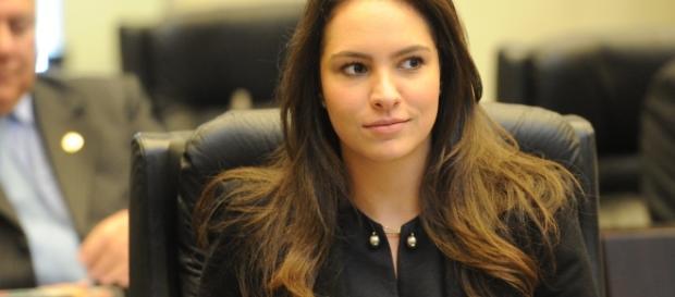 Maria Victória Borghetti Barros é deputada estadual