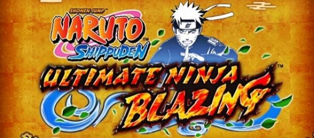 """Porta del juego """"Naruto Shippuden Ultimate Ninja Blazing"""" desarrollado para celulares."""