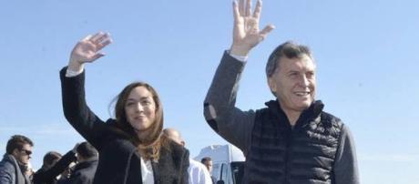 Macri y Vidal en Mar del Plata