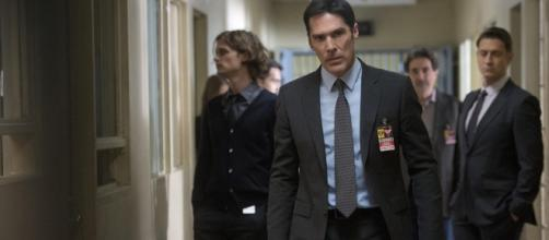 'Criminal Minds' ousts Thomas Gibson for 'violent incident'. Photo by Blasting Library via - latimes.com