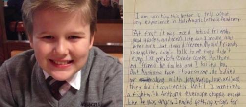 Daniel Fitzpatrick se suicidó con sólo 13 años