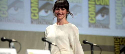 Evangeline Lilly at Comic Con. Gage Skidmore/Flickr.