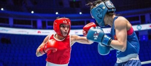 #JO Rio 2016 : Sarah Ourahmoune vole comme un papillon et pique comme une abeille!