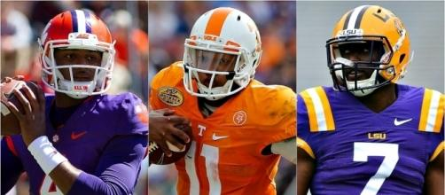 Ranking college football's top 25 - Photo courtesy of - campusinsiders.com