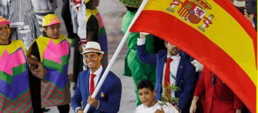 Río 2016 | Maracaná se vuelca con el equipo olímpico de los ... - rtve.es
