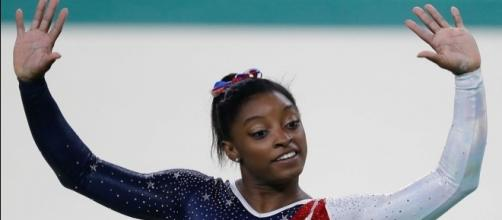 Simone Biles won Olympic gymnastics all-around gold at Rio 2016 on Aug. 11. Agência Brasil Fotografias/Wikimedia Commons