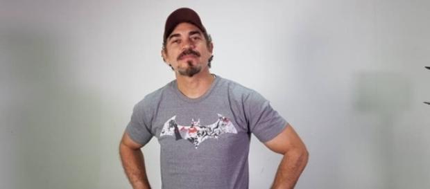 Ed Oliveira vive estuprador de Luzia (Divulgação/Globo)