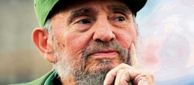 Fidel Castro lider maximo di Cuba