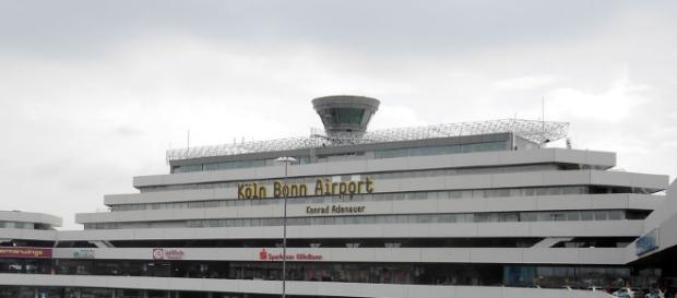 Kolonia-Bonn przyjmuje nocne loty z imigrantami (fot. Wikimedia)