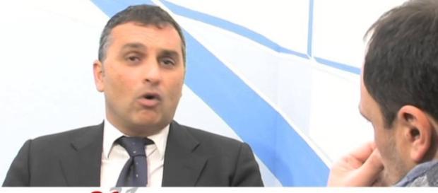 Maurizio Villaggio, componente di Forza Italia all'ars
