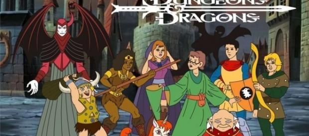 """O verdadeiro final de """"Caverna do Dragão"""" é revelado!"""