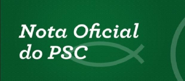 Partido decidiu se defender e processar autora das acusações (Foto: PSC)