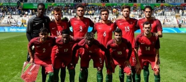 Portugal defronta a Alemanha nos quartos-de-final dos Jogos Olímpicos