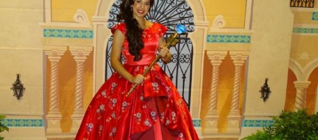 Princess Elena of Avalor is the Magic Kingdom's latest royalty to have a show. (Photo by Barb Nefer)