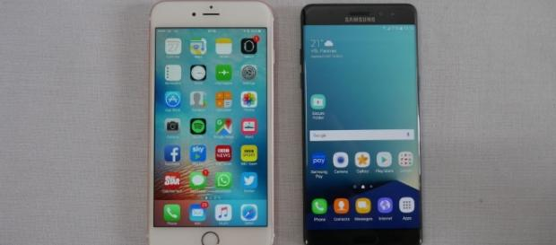 Samsung Galaxy S8 and Apple's Iphone 7e will be facing tough competition... - digitalspy.com