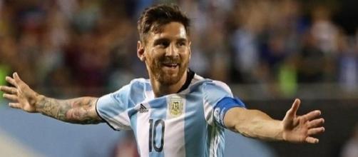 Leonel Messi regresa a la Selección de Argentina