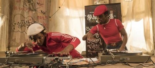 Mamoudou Athie, Shameik Moore in 'The Get Down' / David Lee/Netflix, netflix.com