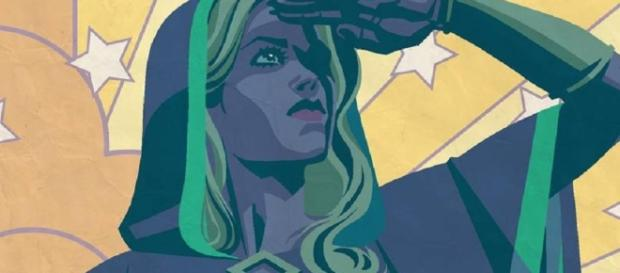 Chalice will be the central 'Alter' in this series/ Photo via theguardian.com/books/2016/jul/04/first-transgender-superhero-chalice-alters-aftershock