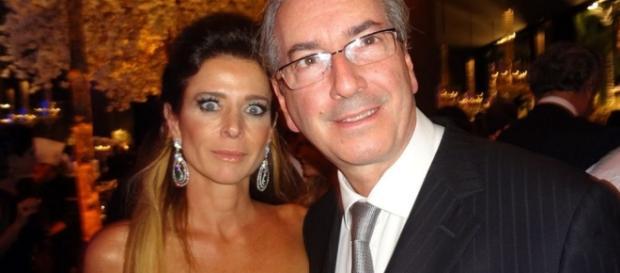 Eduardo Cunha e Cláudia Cruz mudaram de endereço e não avisaram Moro