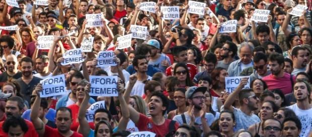 Milhões de brasileiros estão contra o Governo de Temer