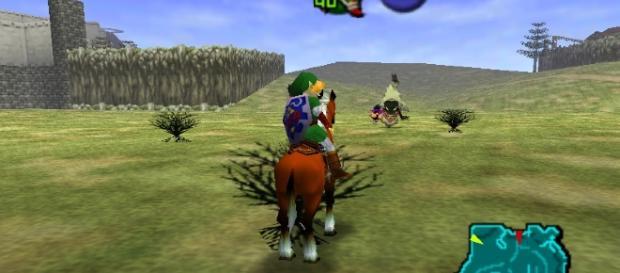 Ocarina of Time Walkthrough – Ice Cavern – Zelda Dungeon - zeldadungeon.net