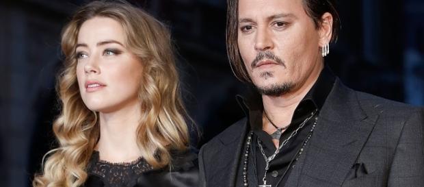 Vídeo secreto mostra Depp muito agressivo