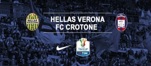 Diretta Verona - Crotone Coppa Italia