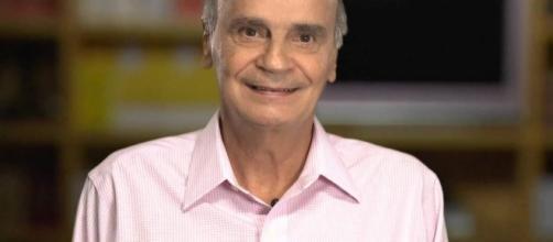 O escritor e oncologista Drauzio Varella