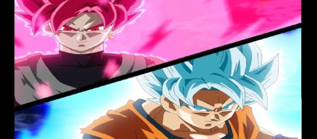 Black y Goku se veran las caras nuevamente en el capitulo 57