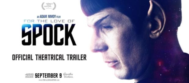For the Love of Spock, il trailer del documentario su Leonard ... - mondofox.it