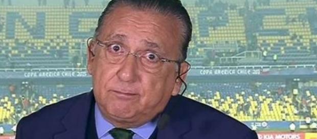 Galvão Bueno critica atletas da Olimpíada