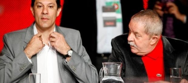 Haddad discorda de Dilma e Lula sobre golpe