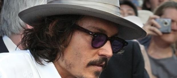 Johnny Depp at the Premiere of Pirates of the Caribbean: At World's End. Courtesy: Wikimedia Commons.