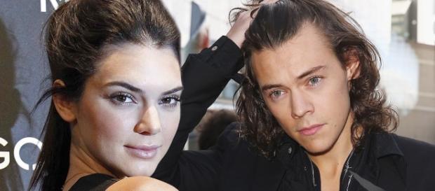 Kendall Jenner afinal não namorou com Harry Styles