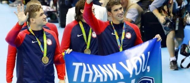 la despedida de Michael Phelps en Río de Janeiro