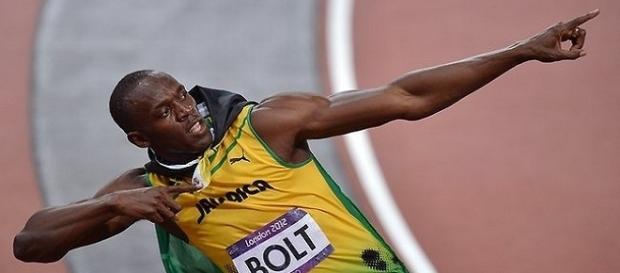 Lenda do atletismo, Usain Bolt é favorito para o ouro nos 100m rasos