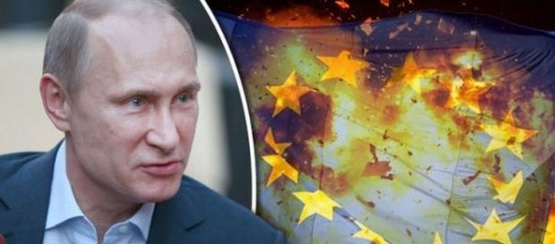 Vladimir Putin președintele Rusiei
