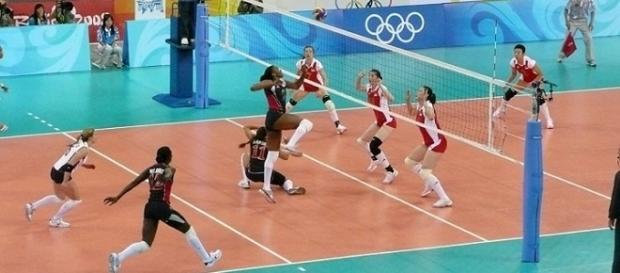 Voleibol en las Olimpiadas de Pekín 2008