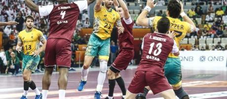 Handebol masculino: Brasil x Suécia ao vivo na TV e na internet