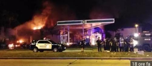 Ancora scontri nella notte a Milwaukee
