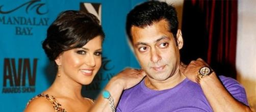 Bollywood celebrities who are playing similar characters - Source: movielawn.com/blog/2016/05/12/salman-khan-praises-sunny-leone